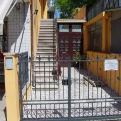 Отель Appartamenti Angelini парковка