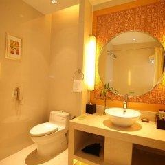 Jinjiang Nanjing Hotel 4* Номер Бизнес 2 отдельные кровати фото 4