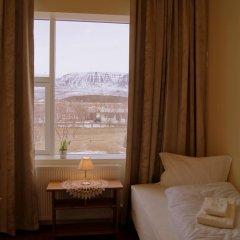 Отель Guesthouse Steinsstadir комната для гостей фото 4