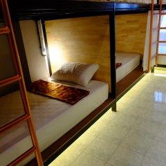 Sleep Owl Hostel Кровать в общем номере с двухъярусной кроватью фото 6