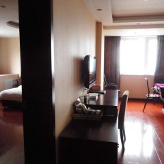 Chongqing Yueyou Hotel Airport в номере