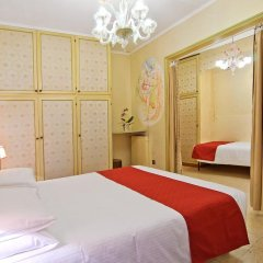 Hotel La Fenice Et Des Artistes 3* Стандартный номер с различными типами кроватей фото 5