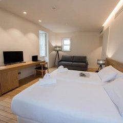 Отель Bluesock Hostels Porto 2* Стандартный номер 2 отдельные кровати фото 6