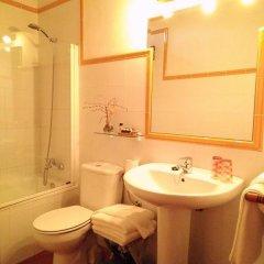Hotel Rural El Adarve Мадеруэло ванная фото 2