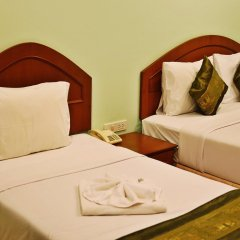 Отель Baan SS Karon 3* Стандартный номер с различными типами кроватей фото 14