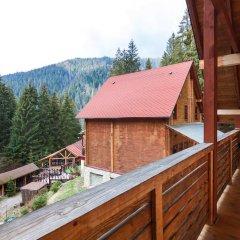 Гостиница Cottages Sim Vitriv балкон