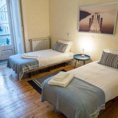 Отель Traveling To Lisbon Chiado Apartments Португалия, Лиссабон - отзывы, цены и фото номеров - забронировать отель Traveling To Lisbon Chiado Apartments онлайн комната для гостей фото 5