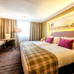 Leonardo Royal Hotel Edinburgh Haymarket 4* Номер Комфорт с двуспальной кроватью фото 5