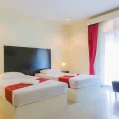 Отель Zing Resort & Spa Таиланд, Паттайя - 11 отзывов об отеле, цены и фото номеров - забронировать отель Zing Resort & Spa онлайн комната для гостей фото 4
