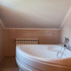 Мини-Отель Villa Dacha Студия разные типы кроватей фото 2