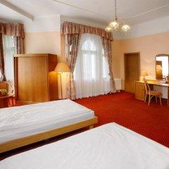 Spa Hotel Svoboda 3* Номер Комфорт с двуспальной кроватью фото 4