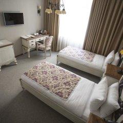Бутик Отель Баку 3* Стандартный номер с 2 отдельными кроватями фото 3