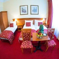 Отель City Pension комната для гостей фото 4