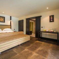 Отель Andaman White Beach Resort 4* Номер Делюкс с различными типами кроватей