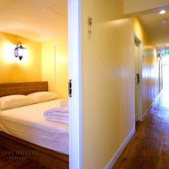 Vivit Hostel Bangkok Стандартный номер с различными типами кроватей