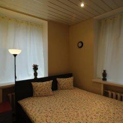Хостел Сувенир Стандартный номер с двуспальной кроватью (общая ванная комната)