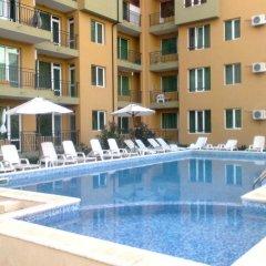Апартаменты Yanis Apartment In Hermes Complex Солнечный берег бассейн фото 3