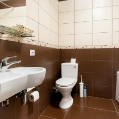 Гостиница Шале на Комсомольском 3* Номер Эконом с разными типами кроватей (общая ванная комната) фото 2