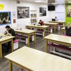 Smart Russell Square Hostel спа