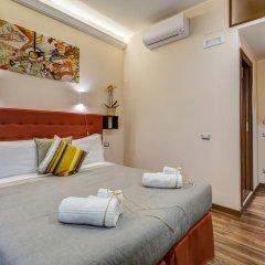 Отель LHR - Coliseum B&B 3* Стандартный номер с различными типами кроватей фото 19