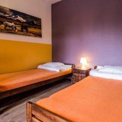 Top Hostel Pokoje Gościnne Кровать в общем номере с двухъярусной кроватью фото 12