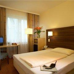 Hotel Alpha Wien 3* Стандартный номер с различными типами кроватей фото 2
