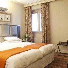 Hotel Berne Opera 3* Стандартный номер с различными типами кроватей фото 6