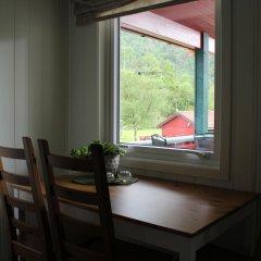 Отель Oldevatn Camping в номере
