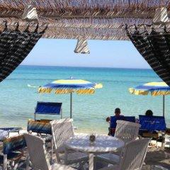Отель Villa Franca Фонтане-Бьянке пляж фото 2