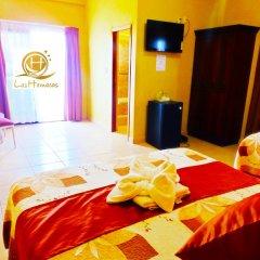Hotel Las Hamacas комната для гостей фото 2