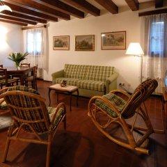Отель Agriturismo Villa Selvatico Италия, Вигонца - отзывы, цены и фото номеров - забронировать отель Agriturismo Villa Selvatico онлайн интерьер отеля фото 3