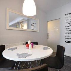 Апартаменты Dom & House - Apartments Waterlane Апартаменты с двуспальной кроватью фото 4