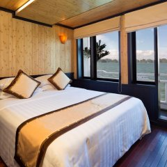 Отель Syrena Cruises 4* Номер Делюкс с различными типами кроватей фото 15
