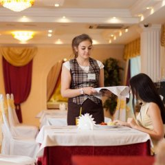 Гостиница Амакс Турист питание фото 2