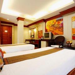 Отель Baan Laimai Beach Resort 4* Стандартный номер разные типы кроватей фото 2
