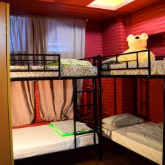 Хостел Полянка на Чистых Прудах Стандартный номер с различными типами кроватей фото 10