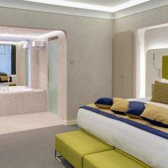 Дизайн-отель СтандАрт 5* Люкс с разными типами кроватей