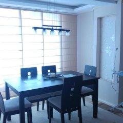 Отель Yassen VIP Apartaments Улучшенные апартаменты с различными типами кроватей фото 18