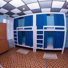 Laguna Hostel Кровать в общем номере с двухъярусной кроватью фото 28
