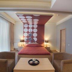 Гостиница Берега 3* Люкс с различными типами кроватей фото 31