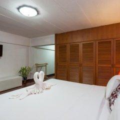 Отель Karon Sunshine Guesthouse & Bar 3* Улучшенный номер с различными типами кроватей фото 6