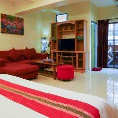 Апартаменты Metro Apartments Номер Делюкс с различными типами кроватей фото 3