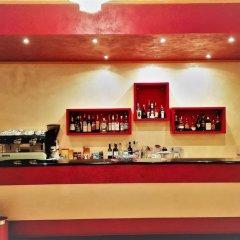 Отель Villa Nacalua Ситта-Сант-Анджело гостиничный бар