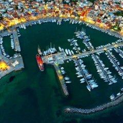 Отель Marmarinos Греция, Эгина - отзывы, цены и фото номеров - забронировать отель Marmarinos онлайн приотельная территория фото 2