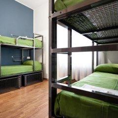 Отель Ostello Bello Grande Кровать в общем номере с двухъярусной кроватью фото 3