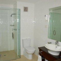 Tanoa Waterfront Hotel ванная