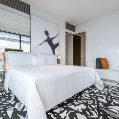 JW Marriott Hotel Singapore South Beach Люкс повышенной комфортности с различными типами кроватей фото 4