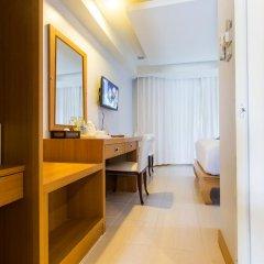 Chaweng Budget Hotel 3* Стандартный номер с различными типами кроватей