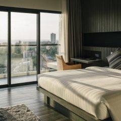 Hotel IKON Phuket 4* Улучшенный номер двуспальная кровать фото 2