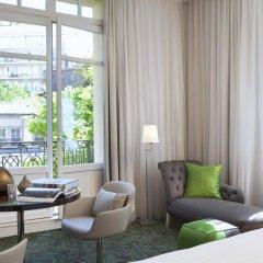 Renaissance Paris Hotel Le Parc Trocadero интерьер отеля фото 2
